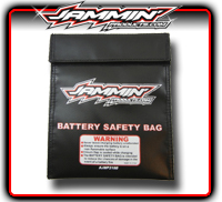 New Jammin Battery Safety Bag