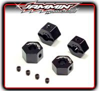 New Jammin Wheel Hex Hubs for the Traxxas
